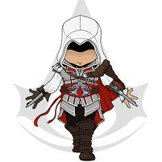 Assassin's Creed 2: Ezio Chibi