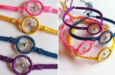 Dream Catcher Bracelets- 11 Colors! 50% off at Groopdealz