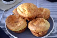 Popovers - Great for filling!