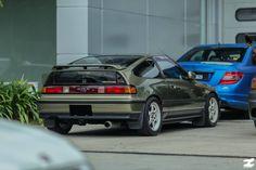 Honda Crx, Honda Civic, My Dream Car, Dream Cars, Jdm, Single Guys, Import Cars, Car Stuff, Fast Cars