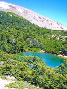 LAGUNA VERDE - SELVA TRISTE EN VILLA LA ANGOSTURA, Laguna Verde ...