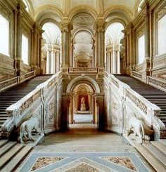 Learn about the Royal Palace in Caserta