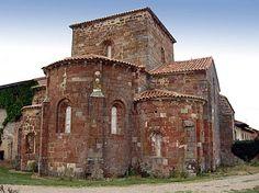 Palencia,Románico,Castilla,España,Arquitectura,Santa María de Mave,