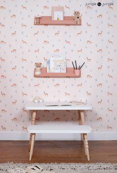 Design Furniture, Kids Furniture, Office Desk, France, Baby, Home Decor, Desk Nook, Space Games, Child Desk