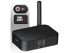 auvisio WLAN-DVB-T-Receiver für iOS- und Android-Geräte
