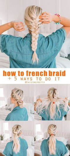 43 Cool Blonde Box Braids Hairstyles to Try - Hairstyles Trends Box Braids Hairstyles, French Braid Hairstyles, Try On Hairstyles, Hairstyles 2018, Long Hair Braided Hairstyles, Easy Hairstyle, Casual Hairstyles, Professional Hairstyles, Medium Hair Styles