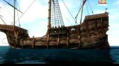 El Ultimo Viaje de Cristobal Colon (1 y 2).2007 (Documental C.Historia) .