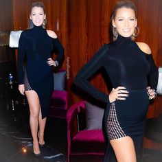 """Blake Lively at the after party for """"The Shallows"""" following the premiere in NYC on June 21, 2016"""
