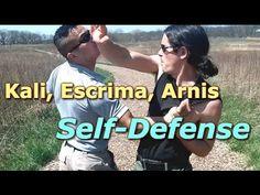 Kali Street Fighting - Self Defense Against Big Bullies!