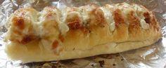 Σκορδοψωμο με τυράκι | Κουζινομαγειρέματα No Cook Meals, Sushi, Food And Drink, Bread, Cooking Food, Hot, Ethnic Recipes, Brot, Baking