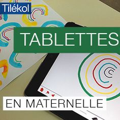 Tablettes en maternelle - tablets in kindergarten Book Creator, Ipad, French Classroom, Google Classroom, In Kindergarten, The Voice, How To Find Out, Homeschool, Technology
