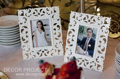 Hotel Savoy, Moscow. Classic wedding in gold and peony color. Sweet and romantic decor element: photobooth