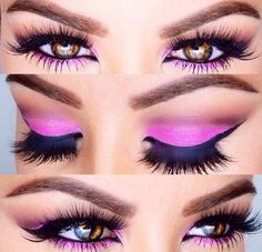 What I would do for those lashes!!