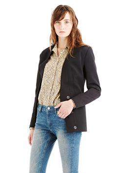 IRIS BLAZER - SS15 Womenswear, Jackets - Surface to Air online store