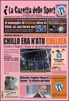 La COPERTINA del 21.11.2012