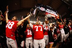 Ohio State University has the best college football program of all time. That's according to a new poll by the Associated Press.