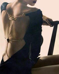 Caterina Ravaglia in Vogue Italia November '12 - Photographed by Phil Poynter