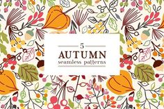 Autumn is coming by Maria Galybina on @creativemarket