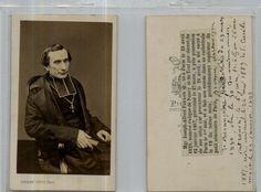 Religion, Petit, Paris, Le Cardinal Foulon CDV vintage albumen carte de visite,  | Collections, Photographies, Anciennes (avant 1900) | eBay!
