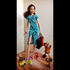 Barbie And Ken, Wrap Dress, Summer Dresses, Friends, Fashion, Clothing, Amigos, Moda, Summer Sundresses