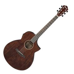 Ibanez AEW40CD Electro Acoustic Guitar, Cordia at Gear4Music.com