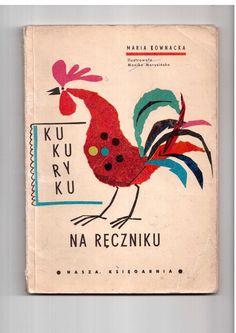 M Kownacka Kukuryku na ręczniku il M Morysińska 1962 Polish book for children  | Books, Children & Young Adults, Children's Picture Books | eBay!