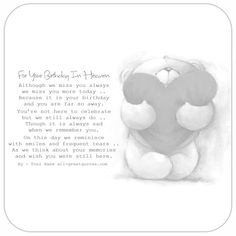 26 Ideas Birthday Wishes For Sister In Heaven Life Happy Birthday Sister In Heaven, Birthday In Heaven Quotes, Birthday Wishes For Sister, Birthday Poems, Happy Birthday Me, Birthday Heaven, Birthday Cakes, Birthday Messages, Birthday Wishes Greeting Cards