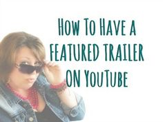 Feature Yer Trailer on Yer YouTube Channel DRISKOTECH-Helping direct sellers & small business owners create video awesomeness for their businesses!