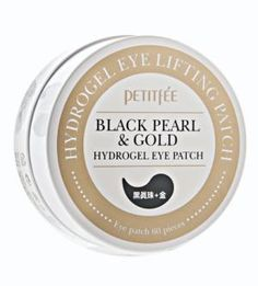 Sasa.com: PETITFEE, Black Pearl and Gold Hydrogel Eye Patch (60 piece)