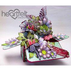 Gallery | Fuchsia Card In A Box - Heartfelt Creations