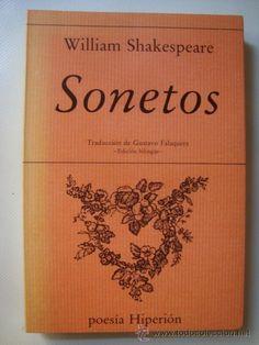 Sonetos / William Shakespeare ; traducción de Gustavo Falaquera