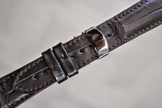 #leather #alligator #handmade #watchstrap #curea #ceas  Business inquiries & orders at:  ~ christianstraps@gmail.com or cureledeceas@gmail.com   ~ Whatsapp: +40 737 472 022   ~~Instagram: christianstraps Fossil, Christian, Watches, Business, Leather, Handmade, Accessories, Instagram, Hand Made