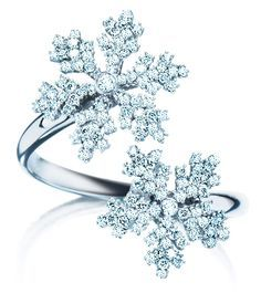 Snowflake rings - Google Search