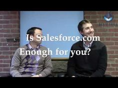 Is Salesforce.com Enough for Your Business - YouTube
