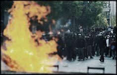 Paco Serinelli – Greece Economy Protest 2012