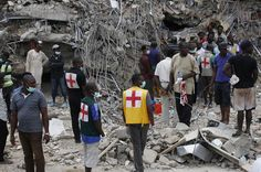 Nigeria church collapse leaves 41 dead - Africa - Al Jazeera English