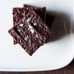 Alice Medrich's Best Cocoa Brownies Recipe on Food52 recipe on Food52