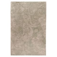 lace on slate   pinned this Paisley Rug in Gray from the Surya event at Joss and ...
