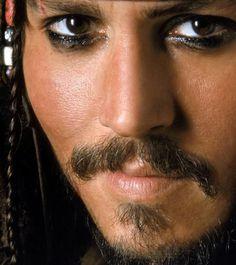Johnny Depp as Jack Sparrow Johnny Depp Fans, Here's Johnny, Captain Jack Sparrow, Marlon Brando, Pirates Of The Caribbean, Good Looking Men, Movie Stars, My Idol, Beautiful Men