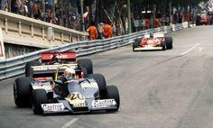 Scheckter Monaco '77