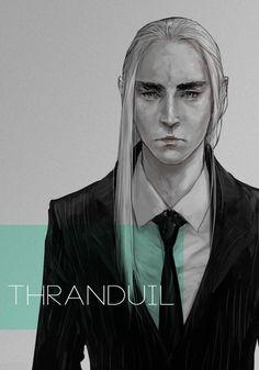 Thranduil by mformadness on DeviantArt