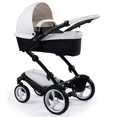 The Mima Kobi stroller is able to carry two children without sacrificing the comfort of either child!