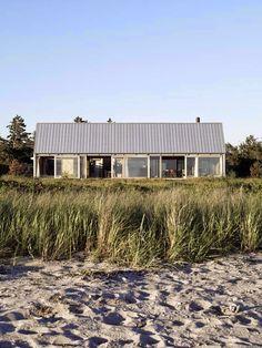 Vakantiehuis aan het strand in Denemarken - Blogs - ShowHome.nl