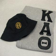 Sorority Merchandise Sale Items for Kappa Alpha Theta Kappa Alpha Theta, Custom Greek Apparel, Sorority Outfits, Greek Clothing, Sale Items, Beanie, Clothes, Collection, Shopping