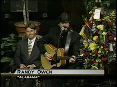 Randy Owen sings at Dale's Memorial Service  RIP Dale Earnhart #3  The yr. right now is 2012 and Nascar STILL hasen't been the same since you left us.  :(