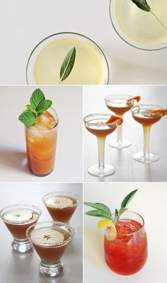 10 Cocktails to Toast to This Thanksgiving