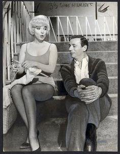 Marilyn Monroe, Yves Montand, Let's Make Love (1960)
