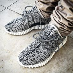 Yeezy Boost 350. Legendary.