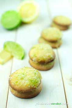 Galletitas de lima-limón