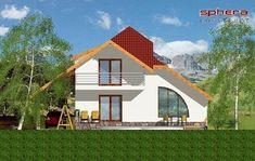 Proiect Casa Stela - PROIECTE DE CASE. Arhitectura. Rezistenta. Instalatii House Styles, Projects, Home Decor, Houses, Homemade Home Decor, Blue Prints, Interior Design, Home Interior Design, Decoration Home